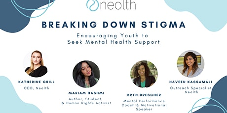 Breaking Down Stigma: Encouraging Youth to Seek Mental Health Support tickets