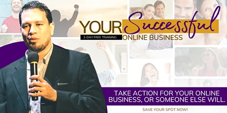A two-day virtual training program for a successful online business. tickets