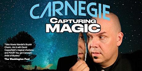 Carnegie's Capturing MAGIC Virtual Show  SUMMER Shows tickets