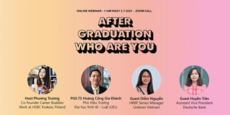 WS1 - After Graduation, who are you? tickets