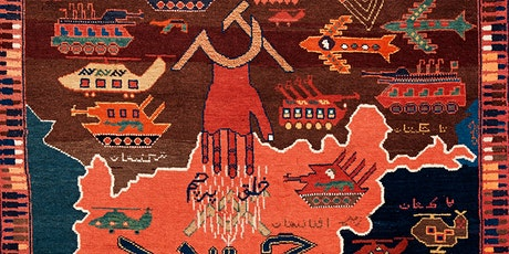 I weave what I have seen: The War Rugs of Afghanistan exhibition opening tickets