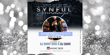 Synful Sundayz Day Party.... Synful Summer Edition tickets
