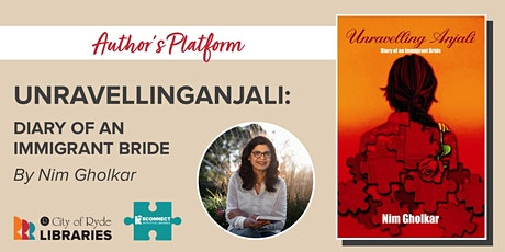 Authors Platform: Diary of an Immigrant Bride tickets