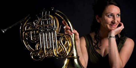 Wind Festival 2021 - French Horn Masterclass with Carla Blackwood tickets