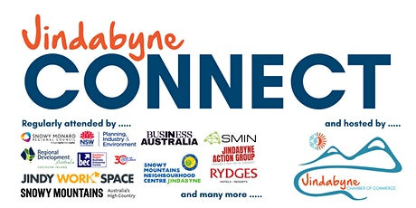 Jindabyne Connect  24 June 2021 tickets