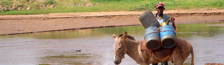 A Day In The Life-Clean Water In Kenya image