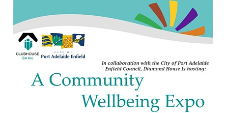 A Community Wellbeing EXPO tickets