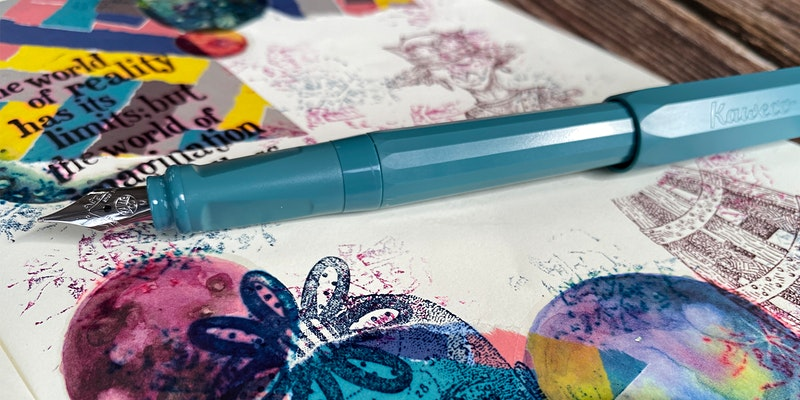 Online Demo: A Kids' Guide to Fountain Pens