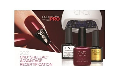 CND SHELLAC RECERTIFICATION ONLINE EDUCATION tickets
