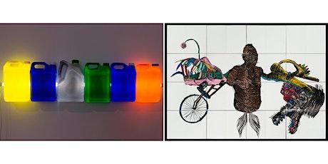 Exhibition Openings — Pierre Mukeba and Bill Culbert tickets
