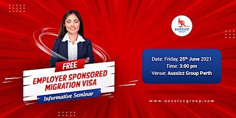 Employer Sponsored Visa Migration Seminar tickets