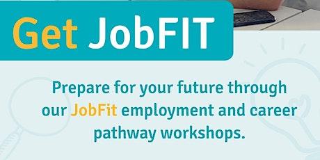JobFit Workshop 1 - Showcasing Your Skills tickets