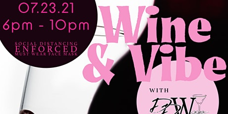 Wine & Vibe: A Wine Tasting & Craft Class tickets