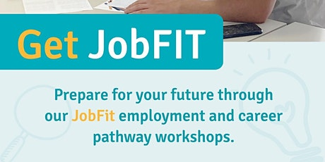 JobFit Workshop 2 - Apply Yourself tickets