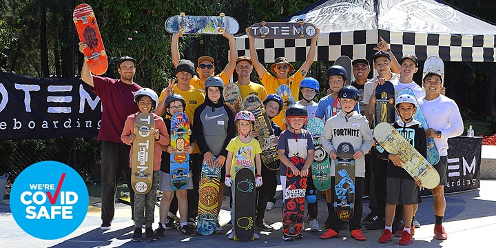Bulahdelah Skatepark Opening - Skate Workshop image