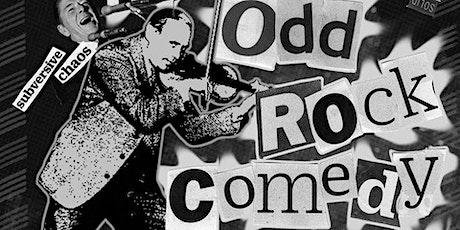 Odd Rock Comedy Hour tickets