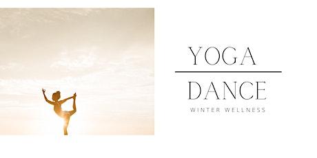 Yoga Dance Winter Wellness tickets