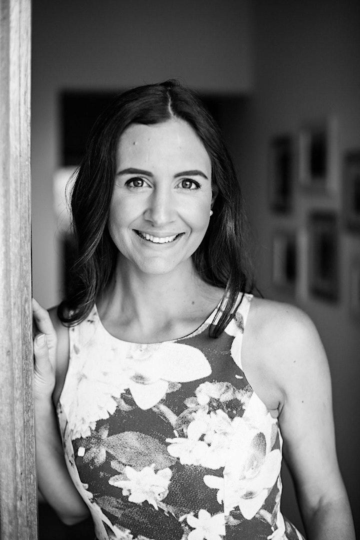 Lead Yourself with Kate Krieg MBA -  Leadership Masterclass image