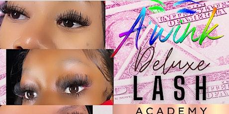 A'Wink Deluxe Lash Academy tickets