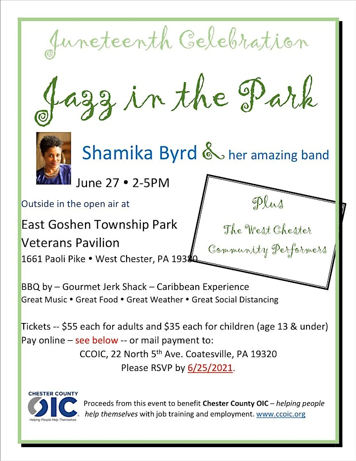 Jazz in the Park image