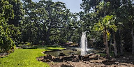 An ADF partners event: Botanic gardens discovery walk, Darwin tickets