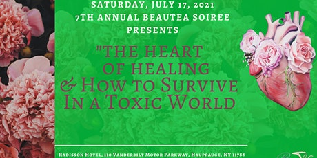 The Heart of Healing & How to Survive in a Toxic World tickets