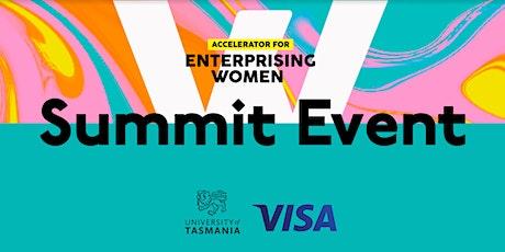 Accelerator for Enterprising Women | Summit | Tasmania tickets