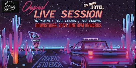 Original Live Sessions @ The Steer tickets