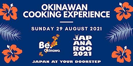 Okinawan Cooking Experience - Japanaroo 2021 tickets