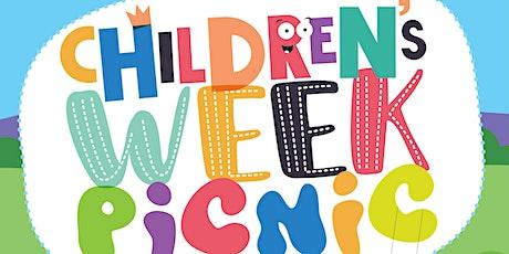 Children's Week Picnic tickets