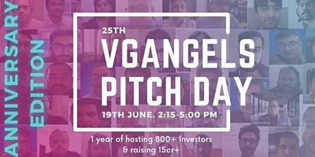 25th VG-Angels Pitch Day - Anniversary Edition tickets