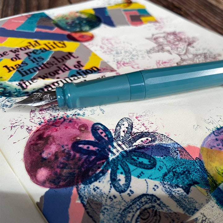 Online Demo: A Kids' Guide to Fountain Pens image