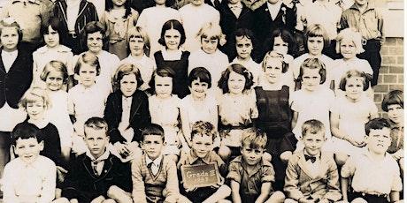 Members' Meeting : Family history using education records -Dr Geoff Morgan biglietti