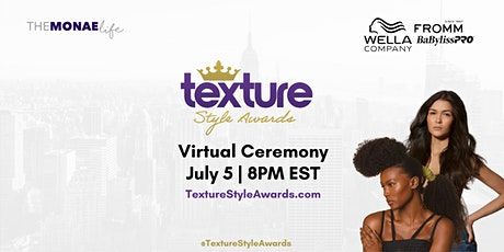 Texture Style Awards Virtual Ceremony tickets