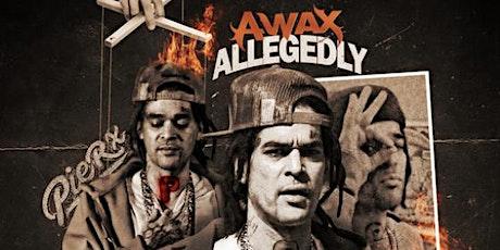 AWAX live in Yakima tickets