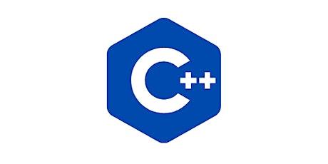 16 Hours C++ Programming Training Course for Beginners Geneva billets