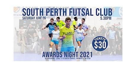South Perth Summer 2020-2021 Awards Night tickets