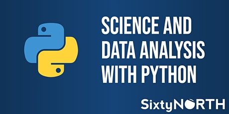 Science and Data Analysis with Python tickets