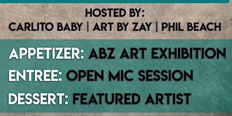Sunday Supper: Art & Performance Showcase tickets
