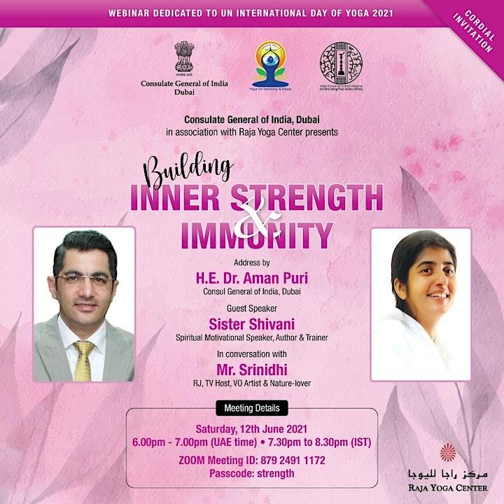 Building Inner Strength & Immunity image