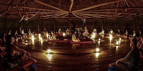 Retiro Terapéutico en OAXTEPEC   Ayahuasca con Taita Colombiano Amazónico entradas