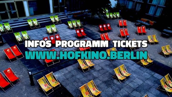 KOMM UND SIEH – Иди и смотри OPEN AIR IM HOFKINO.BERLIN: Bild