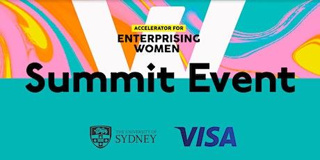 Accelerator for Enterprising Women | Summit | Sydney tickets