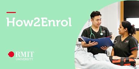 How2Enrol – for RMIT Vocational Education students tickets