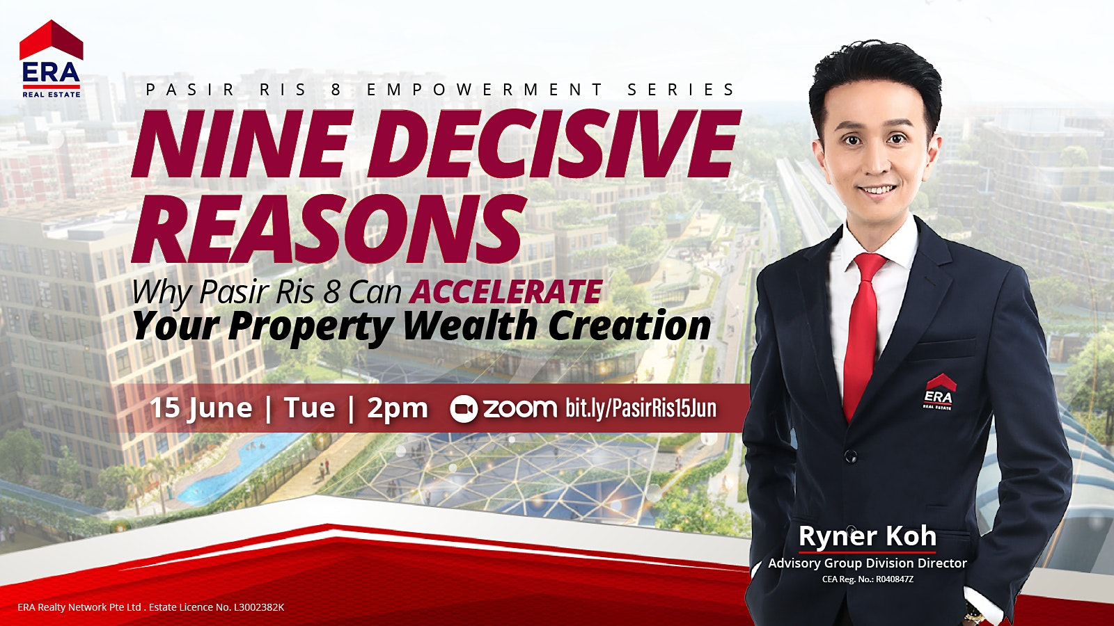 NINE Decisive Reasons Why Pasir Ris 8 Can Accelerate Your Property Wealth