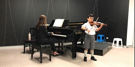 Solo Recitals for Strings & Wind Suzuki Students - open to all levels tickets