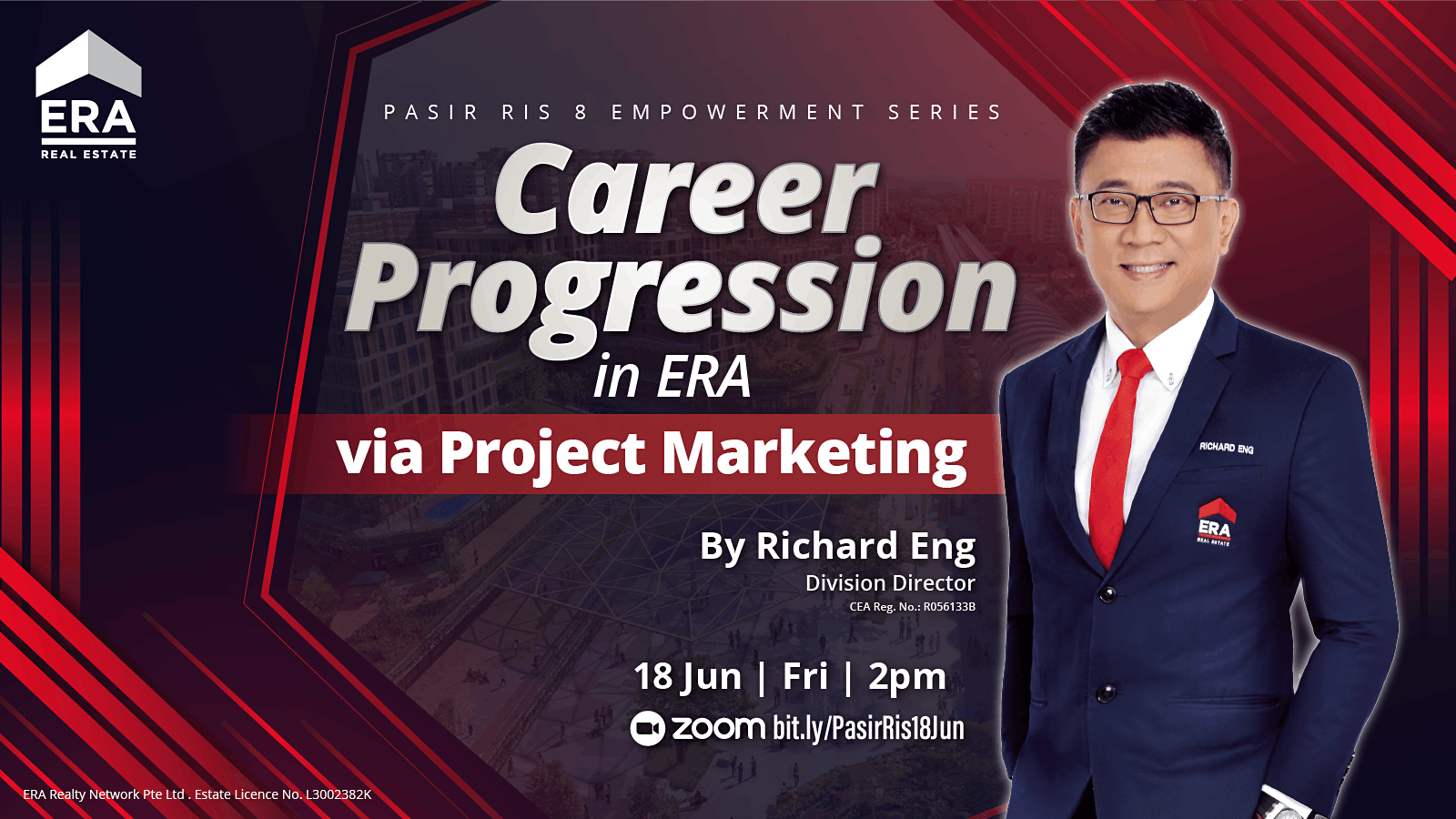 Career Progression in ERA via Project Marketing (Pasir Ris 8 Empowerment)