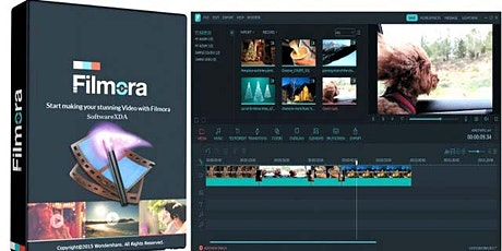 Free Basic Video Editing By ( Filmora ) and introduction . tickets