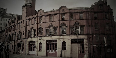 Sheffield Fire & Police Museum - Friday 13th Ghost Hunt - 13th August 2021 tickets