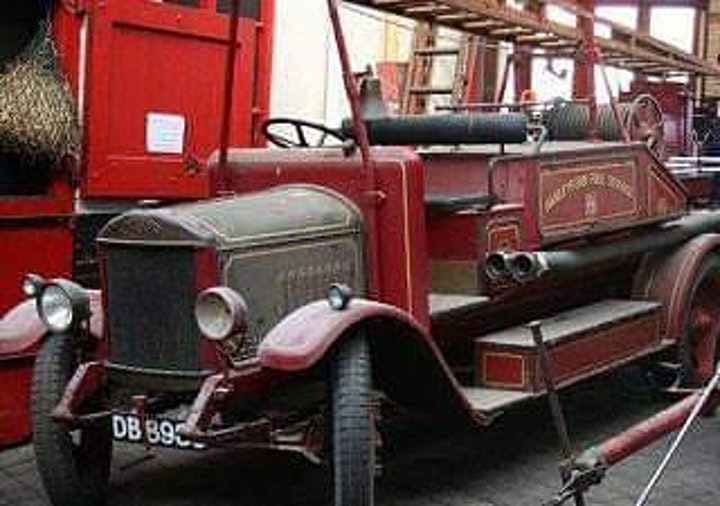 Sheffield Fire & Police Museum - Halloween Ghost Hunt - 29th October 2021 image
